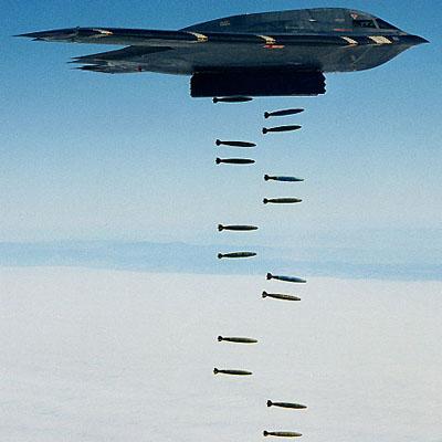 Máy bay ném bom chiến lược B-2 Spirit