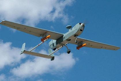 Nga bắt sống máy bay không người lái Mỹ ở Crimea