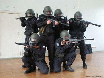 Đặc nhiệm Nga tập trận ở Indonesia