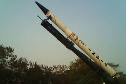 Ấn Độ phát triển ICBM đích thực đầu tiên