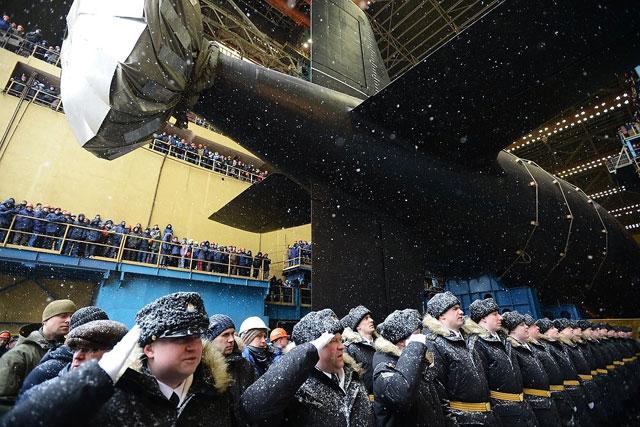 Quân Nga biên chế hàng loạt vũ khí mới: Hổ thêm cánh ảnh 8