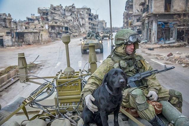 Kinh ngạc với vũ khí mới của Nga thử lửa Syria ảnh 11