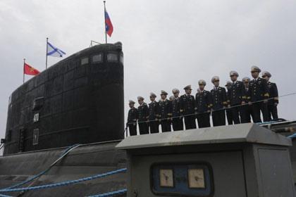 Tàu ngầm Hà Nội về Việt Nam tháng 11