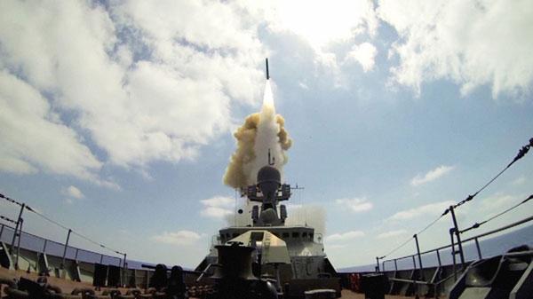 """Kalibr Nga lật đổ thế độc quyền """"pháo hạm tên lửa"""" Mỹ ảnh 3"""