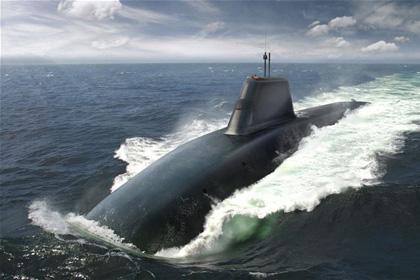 Lộ diện tàu ngầm nguyên tử mới của Anh
