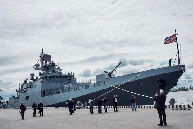 Quân Nga biên chế hàng loạt vũ khí mới: Hổ thêm cánh ảnh 13