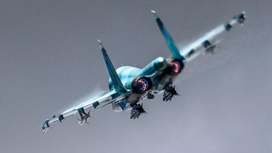 """""""Màn diễn"""" ấn tượng của quân Nga tại Syria ảnh 3"""