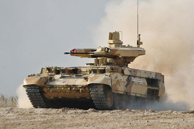 Quân Nga biên chế hàng loạt vũ khí mới: Hổ thêm cánh ảnh 11