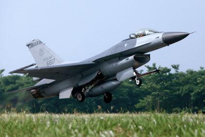 Đài Loan hủy kế hoạch mượn F-16 của Mỹ