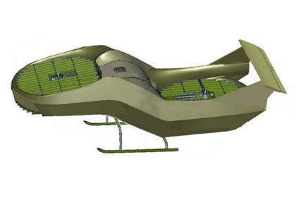 Israel chế tạo UAV cao tốc cất/hạ cánh thẳng đứng