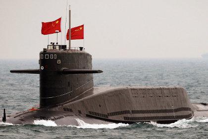 Tàu ngầm lớp Tấn của Trung Quốc bắt đầu tuần tra năm 2014