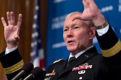 Tướng Mỹ đe đánh Nga