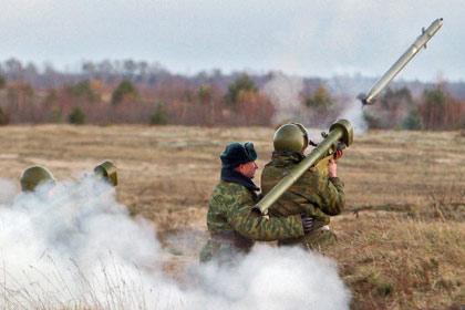 Quân đội Ukraine mất tên lửa vác vai