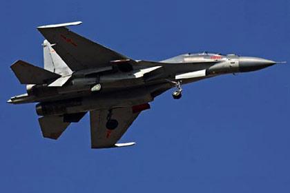 Trung Quốc khoe tiêm kích J-16