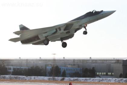 Không quân Nga nhận Т-50 đầu tiên