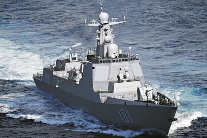 Đô đốc Trung Quốc: Tàu hải quân Trung Quốc thua xa tàu Mỹ