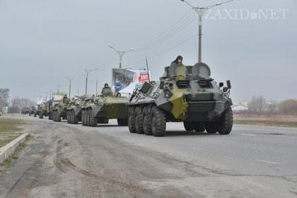 Ukraine động binh?