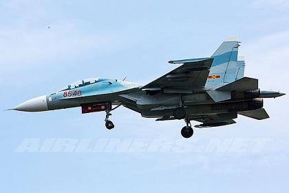 Việt Nam sắp nhận tiếp 12 Su-30MK2