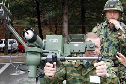 Nga đuổi tên lửa Hàn Quốc khỏi Peru
