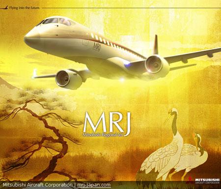Việt Nam có thể sẽ mua 20 máy bay Mitsubishi Regional Jet (MRJ