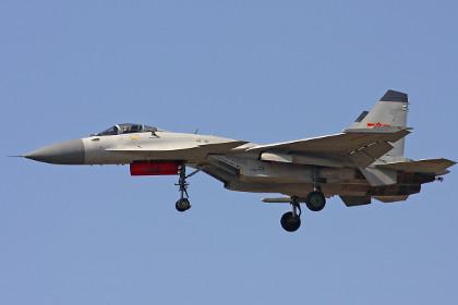 Trung Quốc bắt đầu sản xuất loạt J-15
