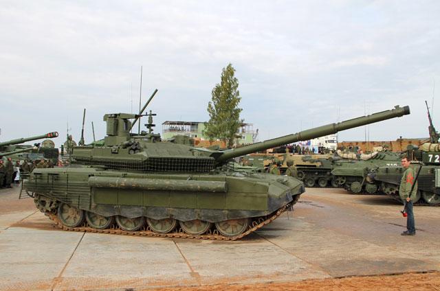Sức mạnh tăng T-90S và T-90SK Nga bán cho Việt Nam ảnh 1