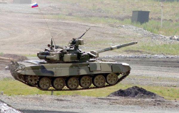 Sức mạnh tăng T-90S và T-90SK Nga bán cho Việt Nam ảnh 4