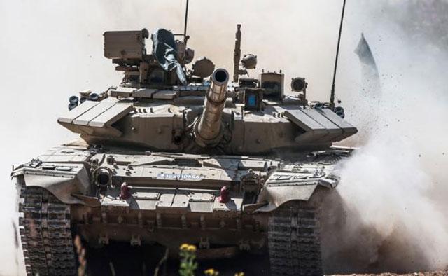 Sức mạnh tăng T-90S và T-90SK Nga bán cho Việt Nam ảnh 6
